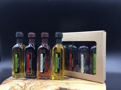 Olive Oil & Vinegar Gift Sets 2 oz.