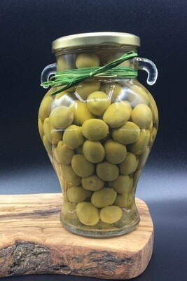 Delizia Garlic & Rosemary Olives