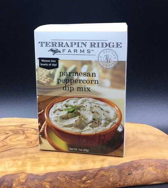 Parmesan Peppercorn Mix