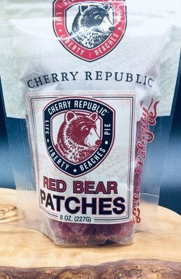 Red Bear Patches
