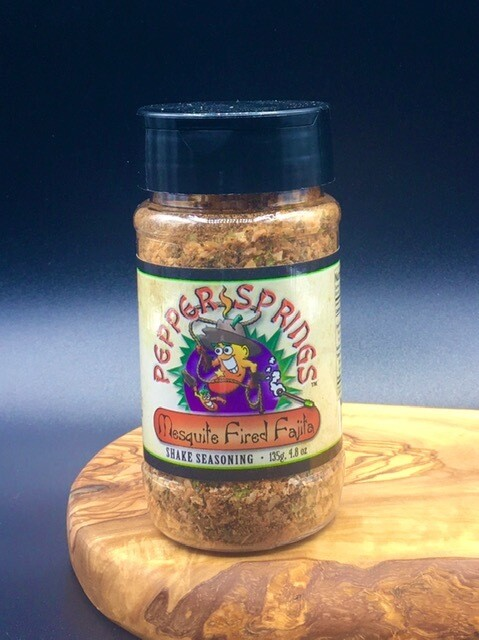 Mesquite Fired Fajita Seasoning