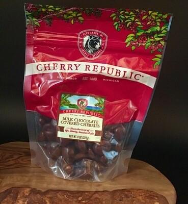 Milk Chocolate Covered Cherries