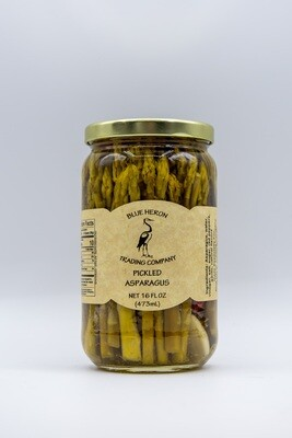 Pickled Asparagas