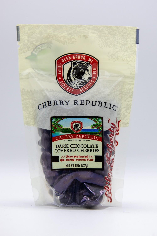 Dark Chocolate  Cherries 5oz
