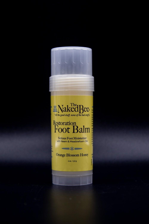 Orange Blossom Honey Restoration Foot Balm