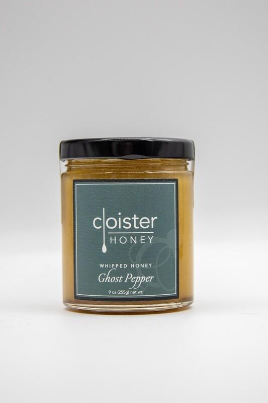 Whipped Honey w/Ghost Pepper 9 oz