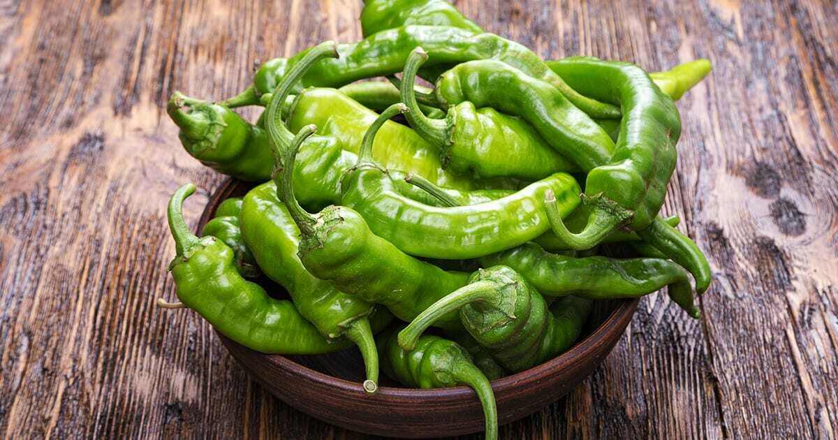Baklouti Green Chile