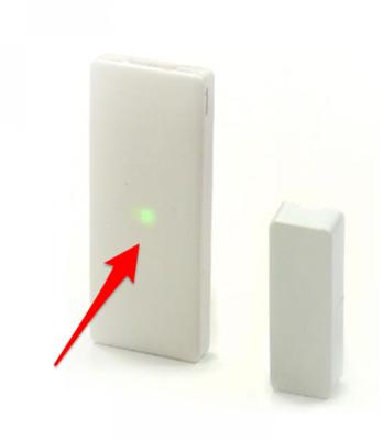 Batteri till Fönsterkontakt