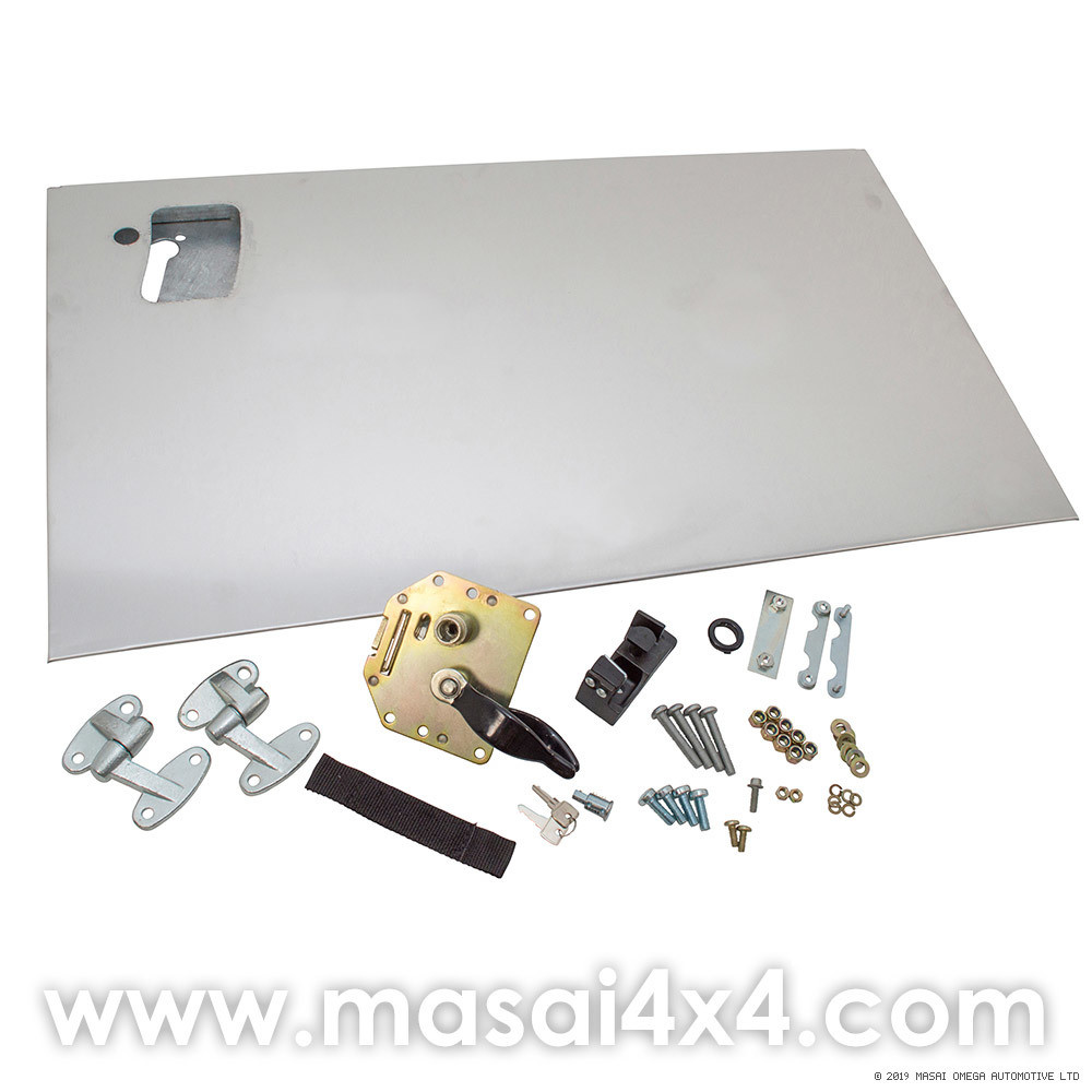 Tailgate Rear Half Door Kit (For Soft Tops and Pick-ups Defenders)