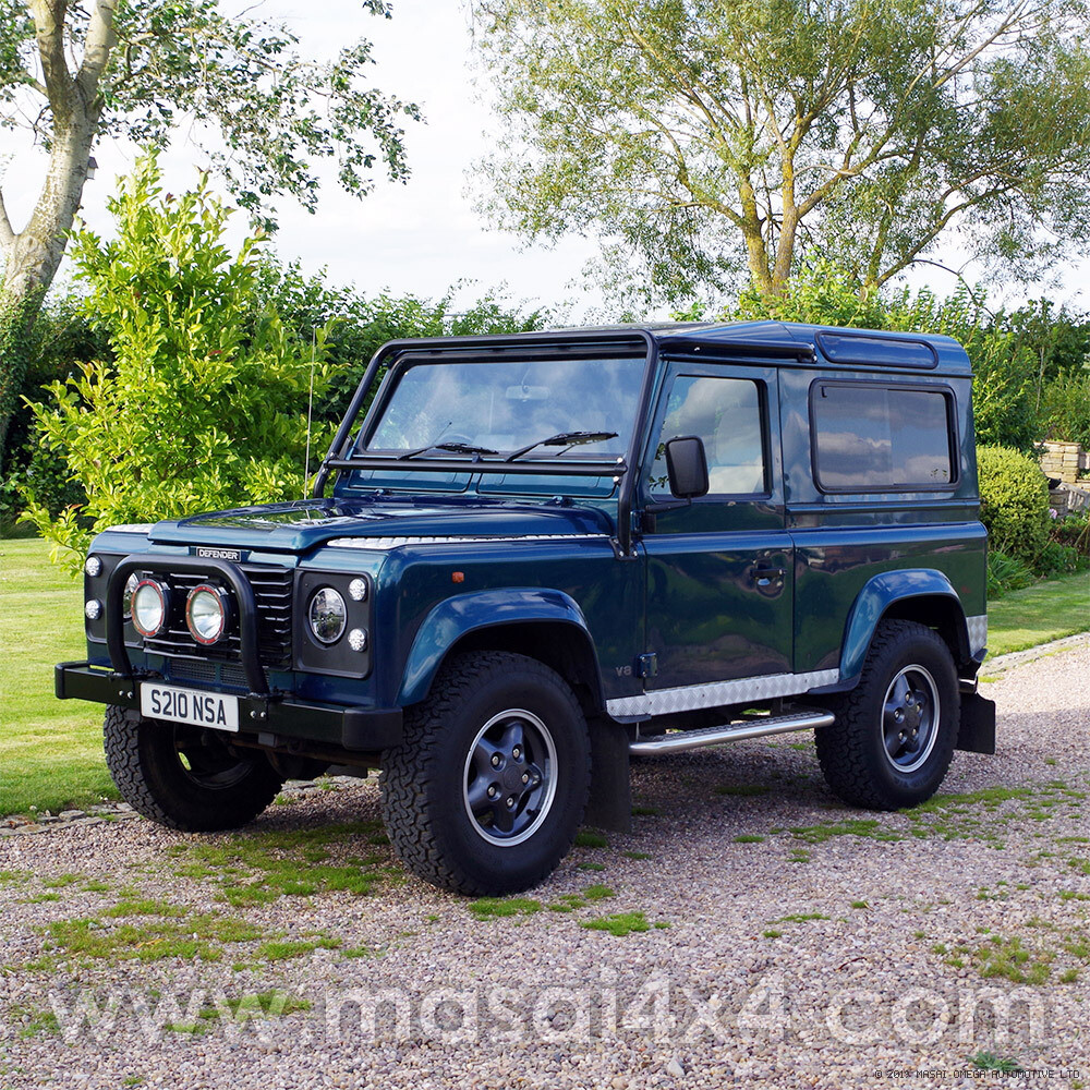 Land Rover Defender 90 4.0 V8 Auto - 50th Anniversary Edition (1998) - (SOLD)