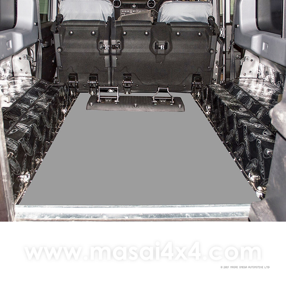 Dynamat Xtreme Sound Deadening Kit - Rear Arches for Puma 110 Station Wagon/ Utility (Post 2007)