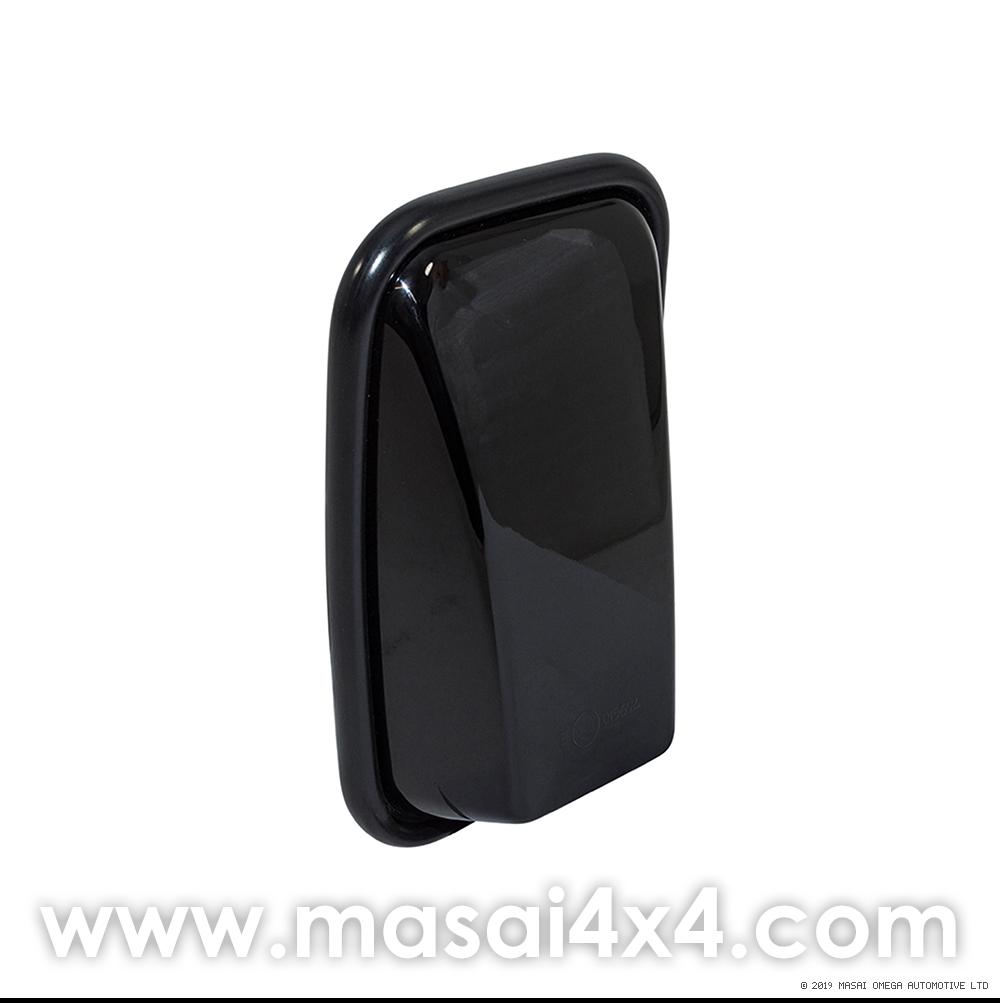 XS Style Wing Mirror Head - (Black/ Brunel Grey/ Silver/ Primer) - Defender 90/110 - (Pair)