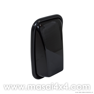 XS Style Wing Mirror Head - (Black/ Brunel Grey/ Silver/ Primer) - Defender 90/110 - (Pair)