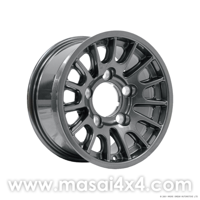 Bowler Lightweight Wheel Alloy