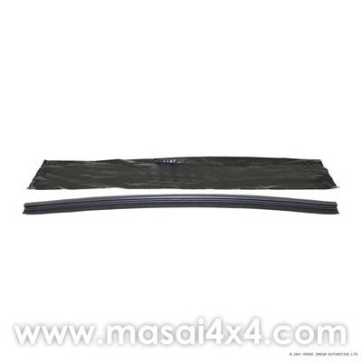 Rear Door Lower Seal for Defender 90/110 (Rubber)