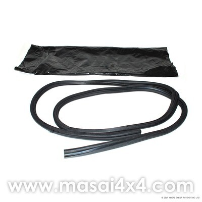 Rear Door Main Seal for Defender 90/110 (Rubber)