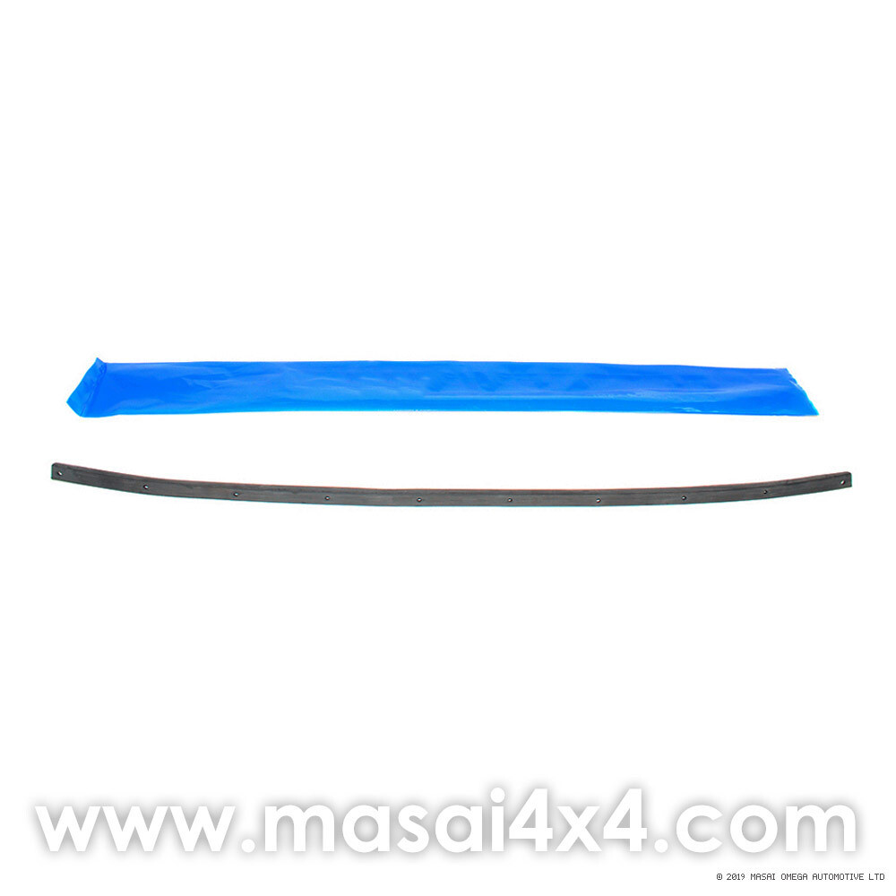 Front Door Lower Sill Seal (Rubber) for Defenders 90/110 (83'-05')