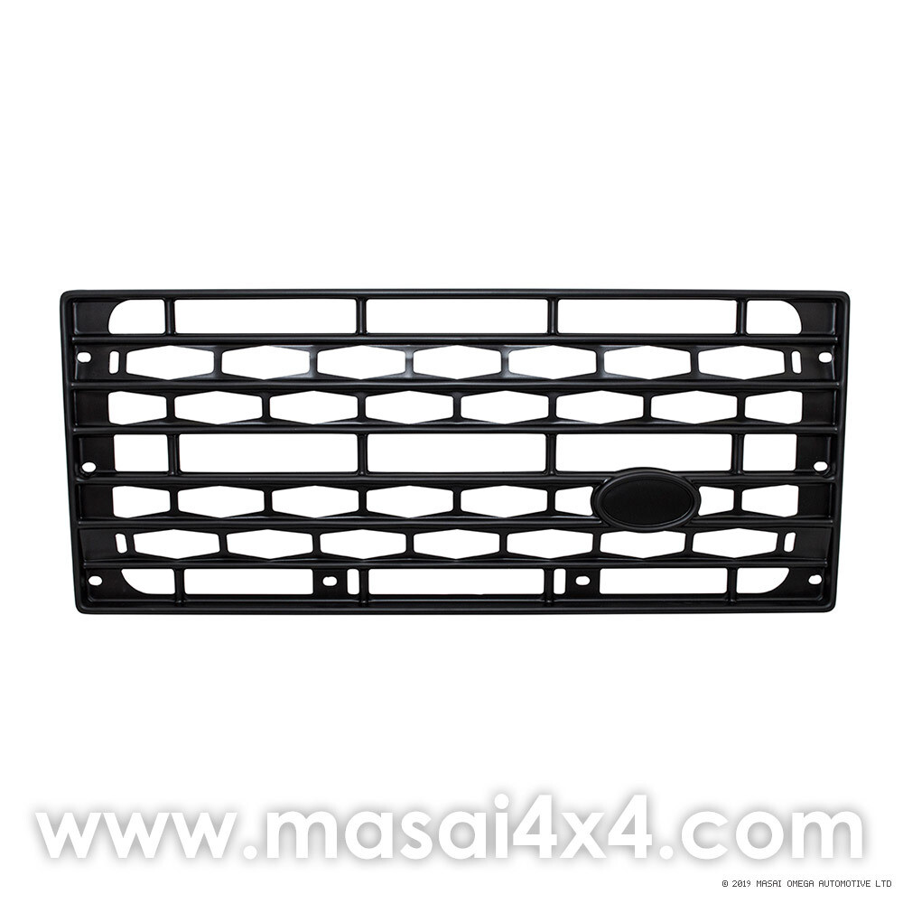Adventure Edition Style Grille - Black