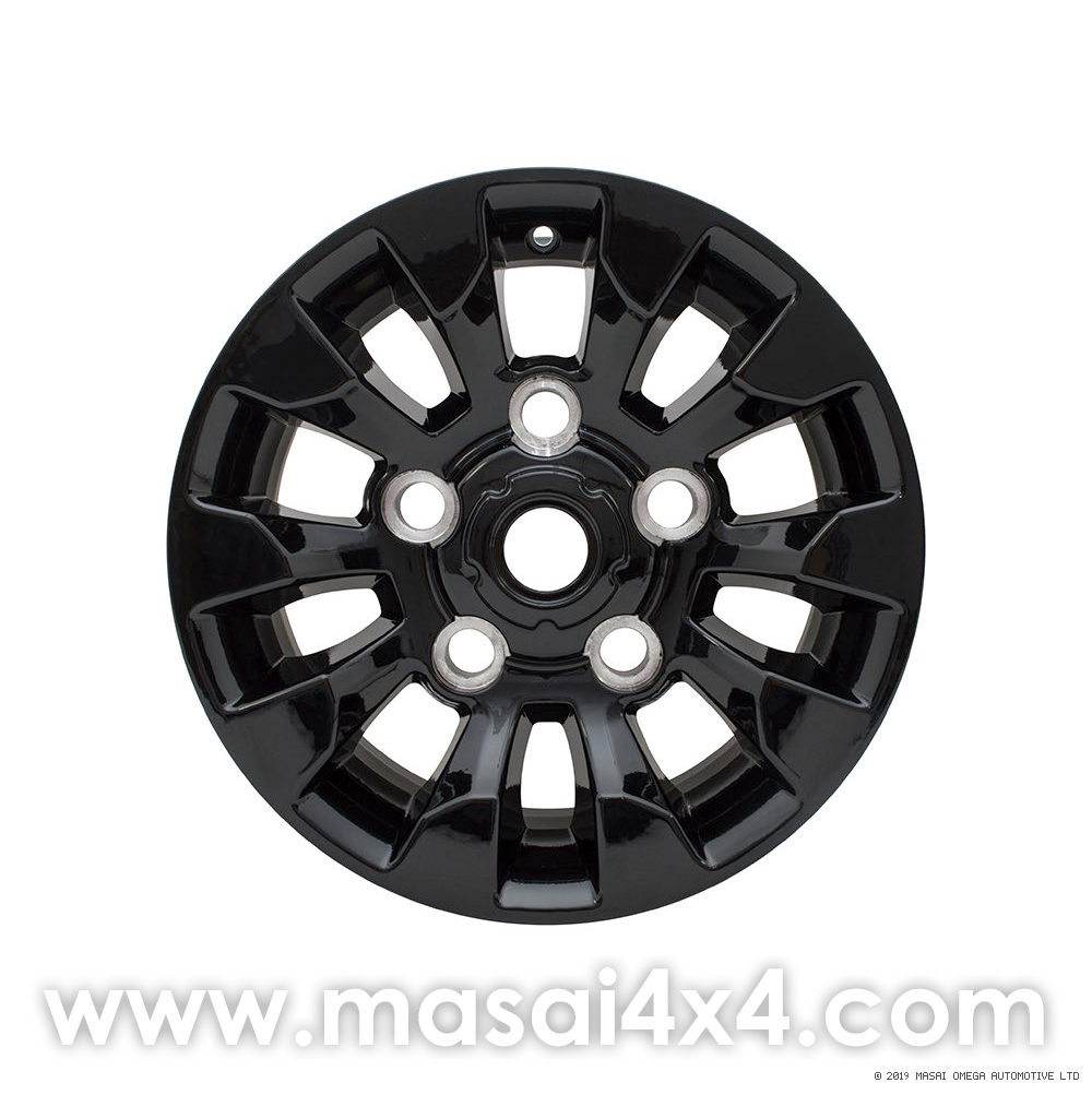 Sawtooth Design Alloy Wheel - 16