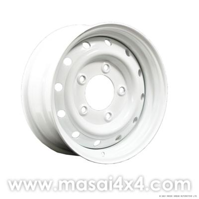 Wolf Style Steel Wheels 16