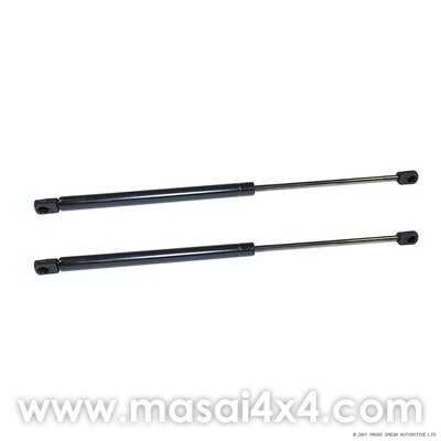 Pair of Gas Struts for Range Rover Classic Upper Tailgate, 1970-1995