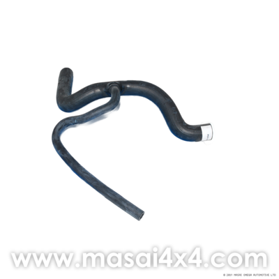 Expansion Tank Hose for Land Rover Defender 90/110 cooling system (Equivalent to PCH119070)