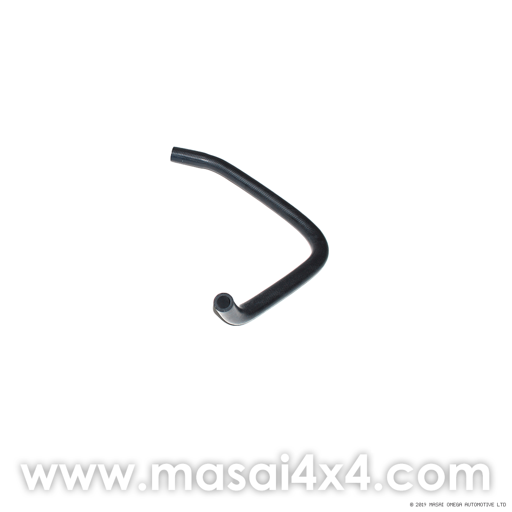 Heater Inlet Hose for Land Rover Defender 90/110 heating & ventilation system (Equivalent to BTR6165)