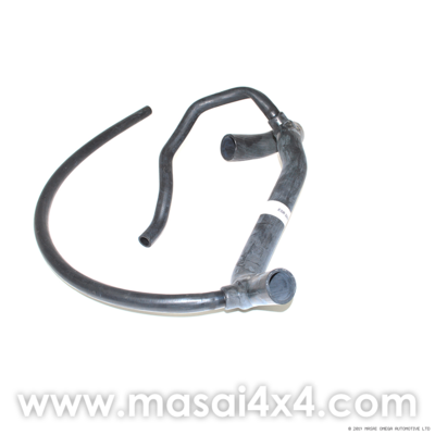 Bottom Hose for Land Rover Discovery 1 & Range Rover Classic cooling System (Equivalent to ESR3296)