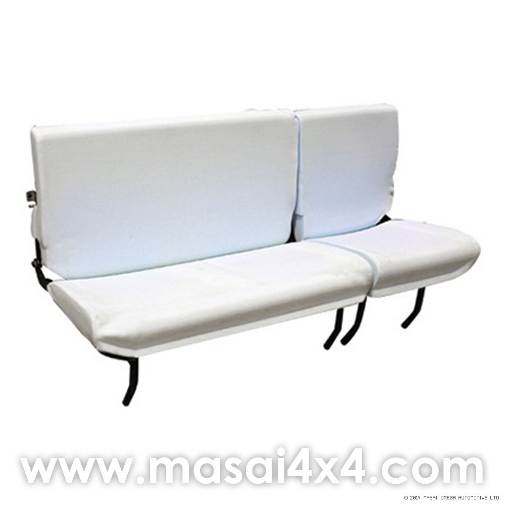 Middle Row Seat Foams 60/40 - Defender 110 - (Pre 2007)