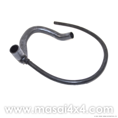 Bottom Hose for Range Rover Classic cooling system (Equivalent to NTC4622)