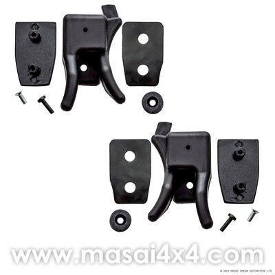 Window Catches for Land Rover Defender Side Window Catches KIT (MTC8270, MTC8271)