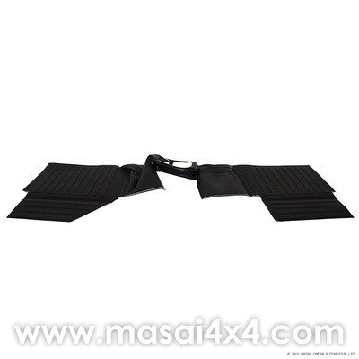 Mat System for Footwells and Transmission Tunnel - Fits Defender from 2007 Onwards (PUMA) - Genuine Land Rover