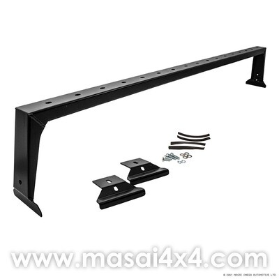 Roof Bar (Heavy Duty) - Defender 90/110 - Mount Lights etc