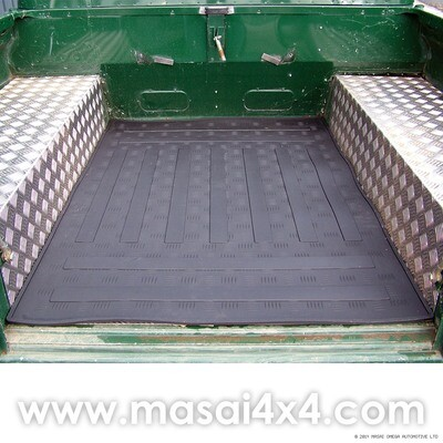 Loadspace Mat Rubber - Defender 90 - (1230 x 920 x 6mm)