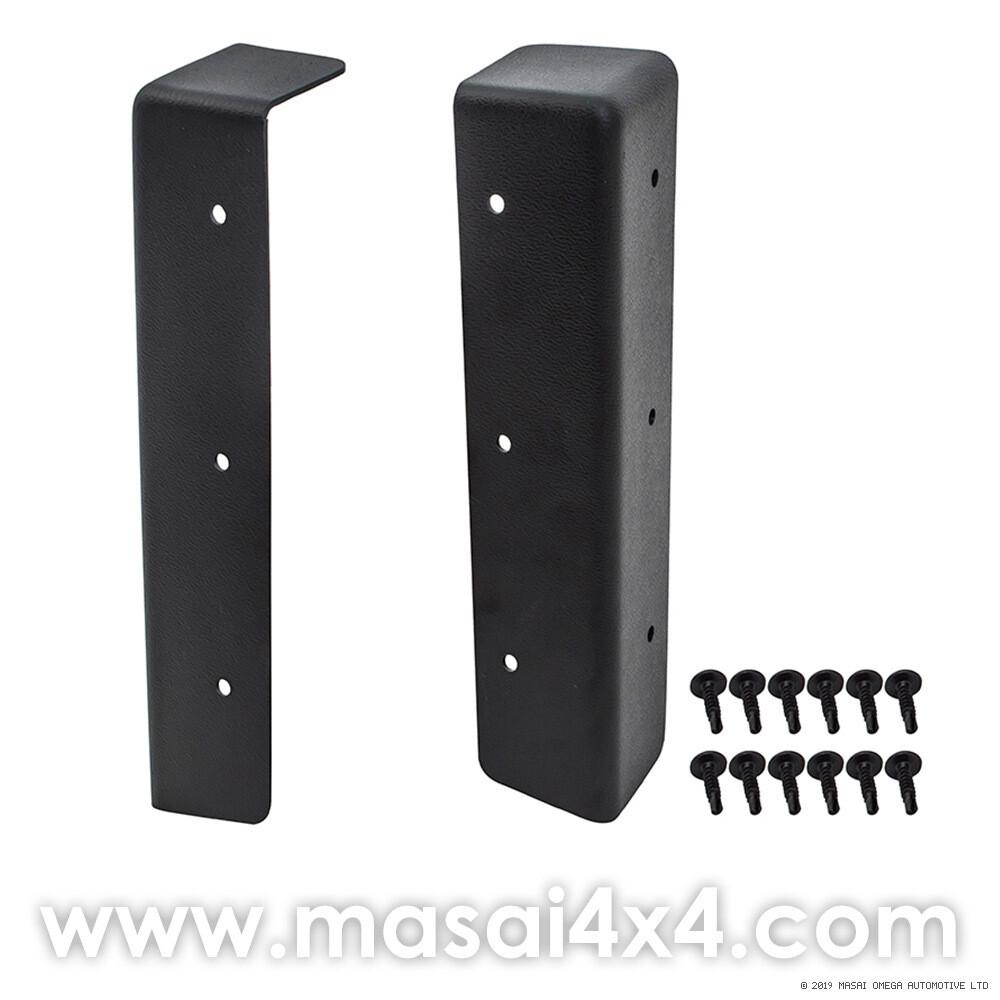 Seat Box Corner Protectors - Defender 90/110 (PAIR)