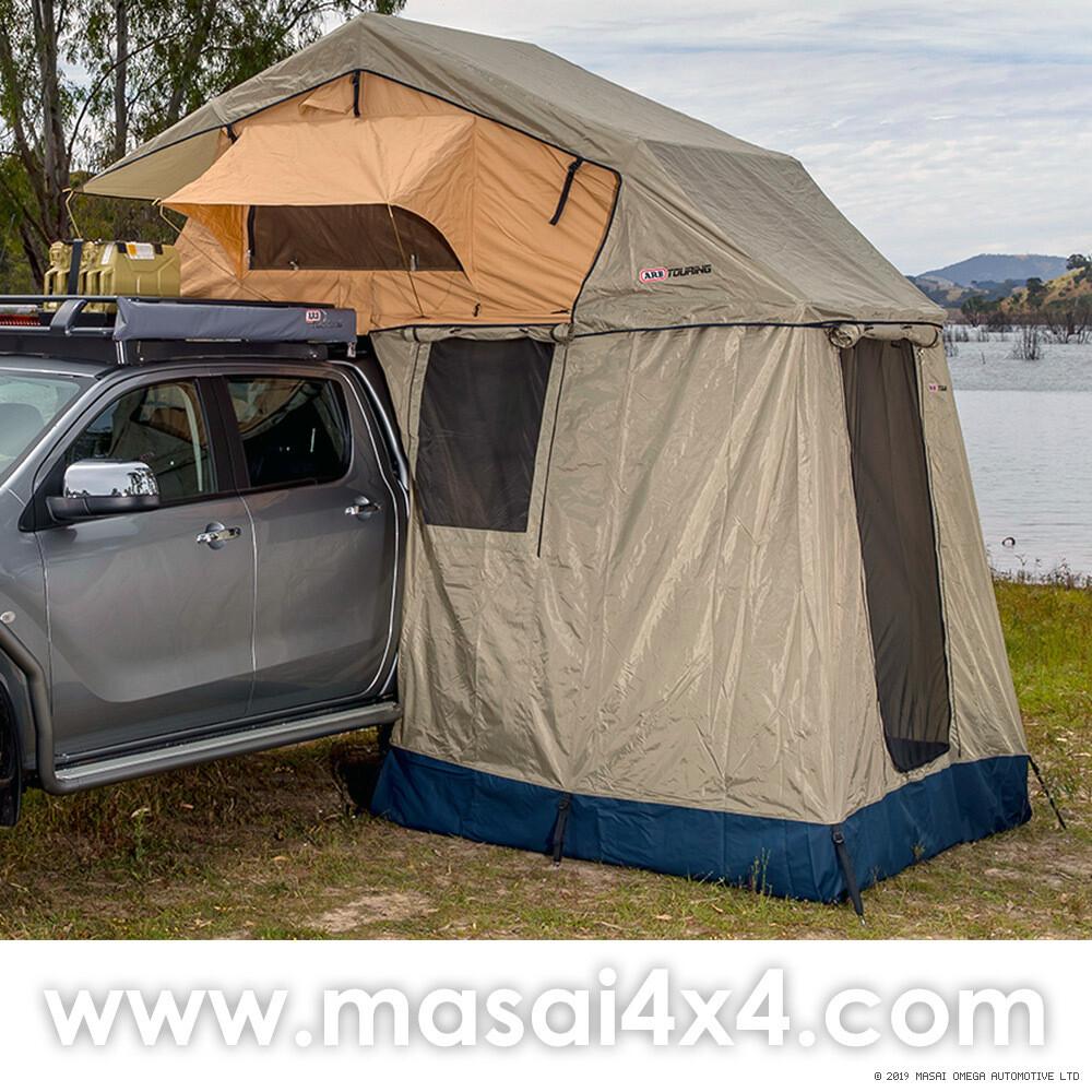 ARB Simpson Roof Tent, Annex & Ladder + ARB Tent Mount Fit Kit