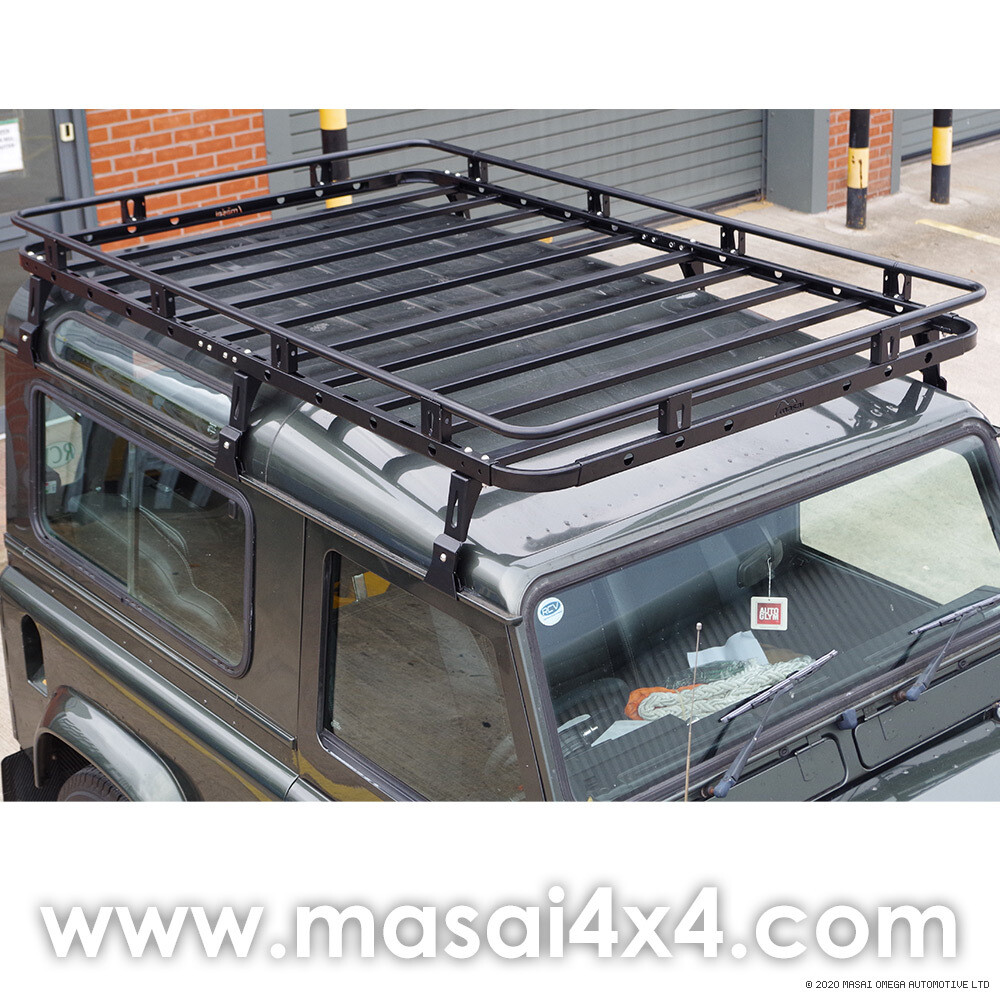 Modular Roof Rack for Defender 90 - (Flat/Luggage) NEW!