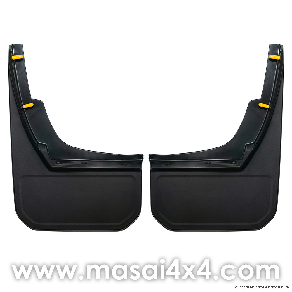 Mudflaps (Classic Style) - for Defender 2020 (90 & 110)