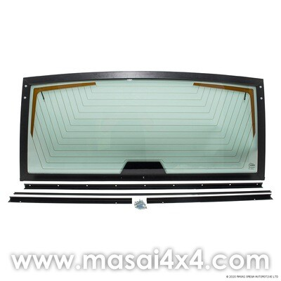 Classic Range Rover Upper Tailgate, Heated, 1970-1995