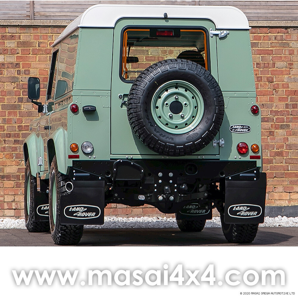 Heritage Mudflaps Front Kit for Defender 90/110 (PAIR)