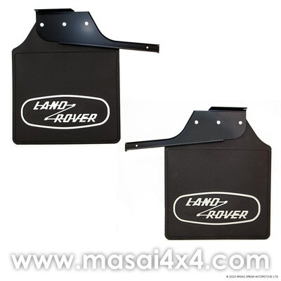 Heritage Mudflaps Rear Kit for Defender 110 (PAIR)