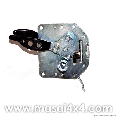 Rear Door Latch - Defender - With Central Locking Support