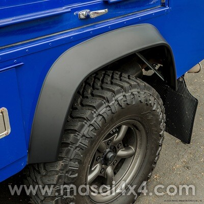 Wheel Arch Eyebrow / Spat - 30mm Wide Kit - Defender 90/110