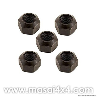 Wheel Nut for Steel Wheels for Defender, Series 3 or Discovery 1