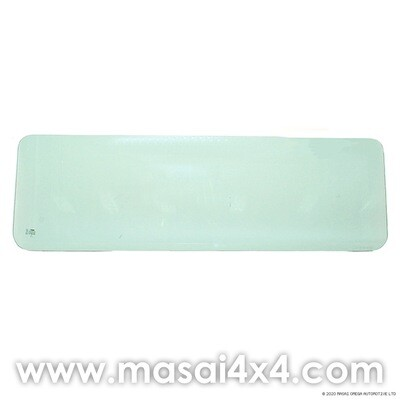 Windscreen Glass for Land Rover Defender - Laminated, Unheated for all post 1985 Defenders (5% Green)