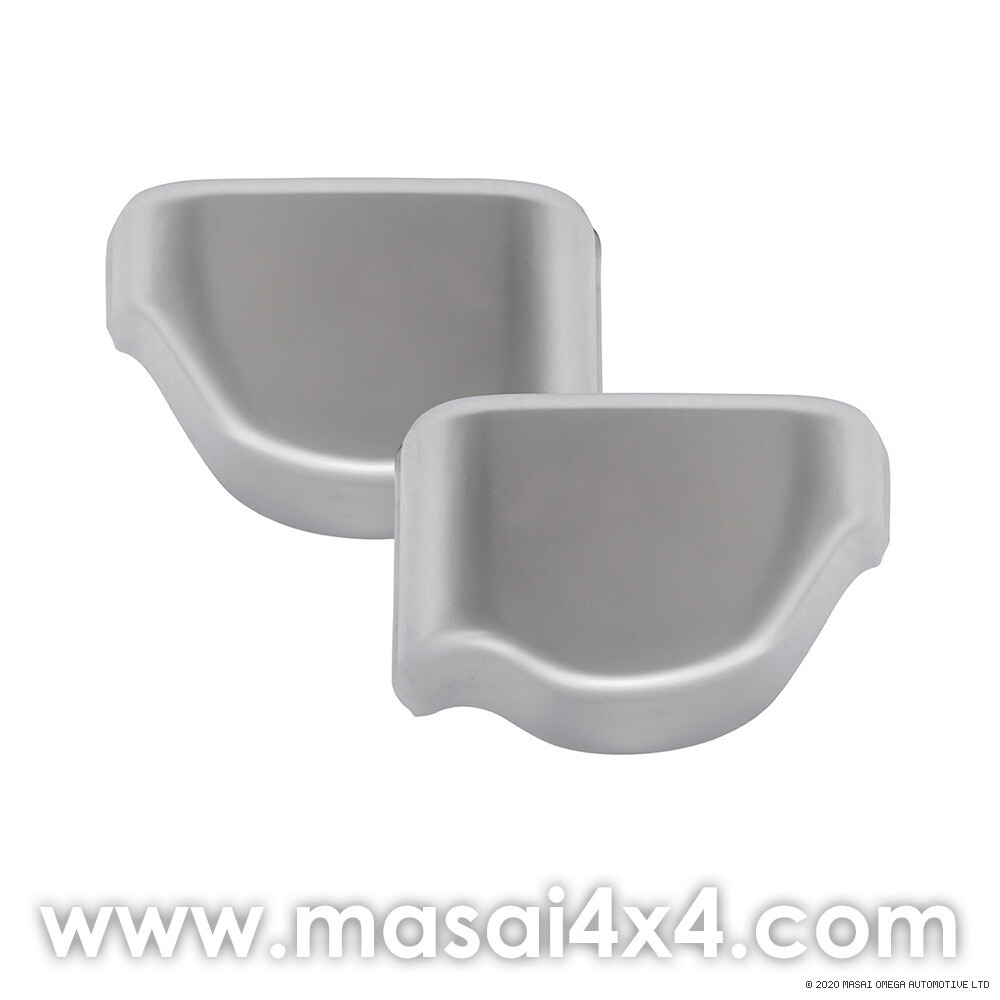 Discovery 4 - Front Safety Belt Cover Trim - PAIR