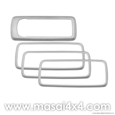 Discovery 4 - Window Lift Trims - Set of 4
