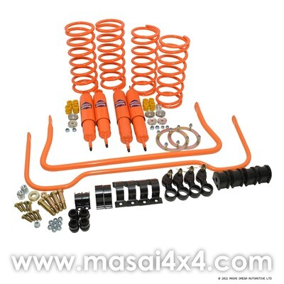 Defender Handling / Lowering Kit 1