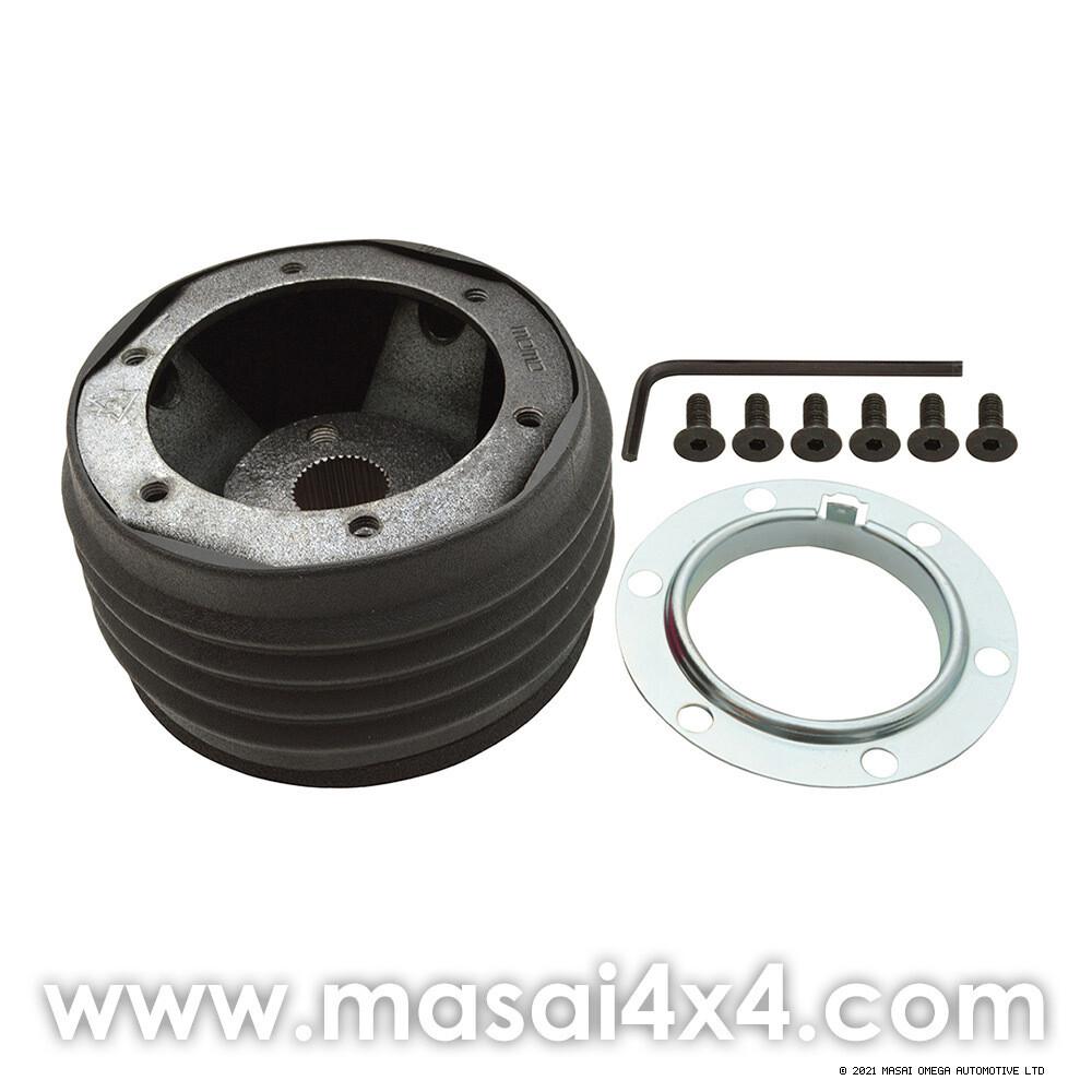 MOMO Boss Kit for Land Rover Defender 36/48 Spline (For Momo Steering Wheels)