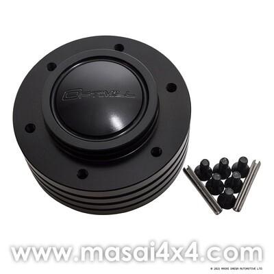 Optimill Steering Wheel Boss - for Momo Steering Wheels (36/48 Spline)